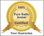 100 percent pure baltic amber guarantee