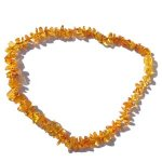 Split Baltic Amber Necklace