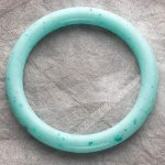 Teething Bling BANGLE - Jade
