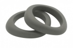 Organic Bangle Stormy Grey