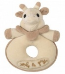 So Pure Sophie The Giraffe Fabric Rattle