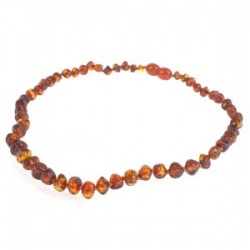 Child Amber Health Necklace