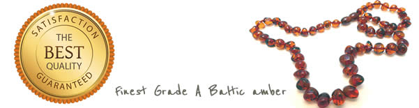 Baltic Amber - Satisfaction Guaranteed