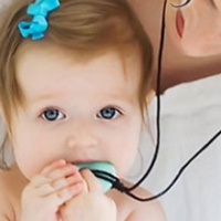 Smart Mum Teething Bling