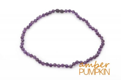 Adult Amethyst Necklace