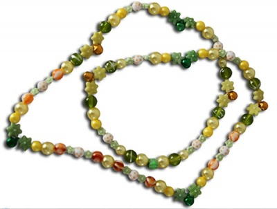 Citrus Burst Breastfeeding necklace