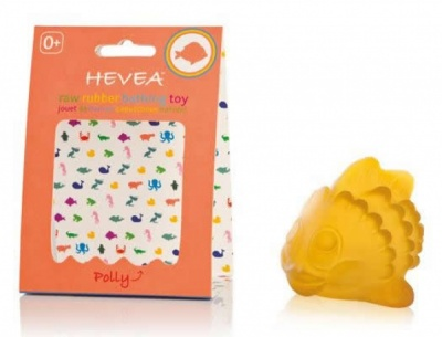Hevea Pretty Polly Bath Toy