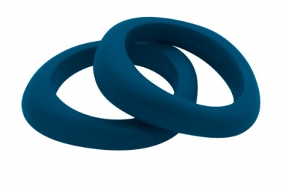 Organic Bangle Midnight Blue