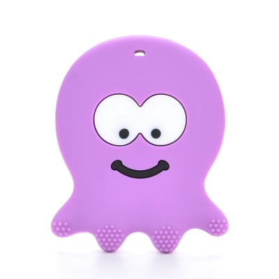 Silicone Octopus Teether