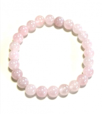 Adult Rose Quartz Bracelet