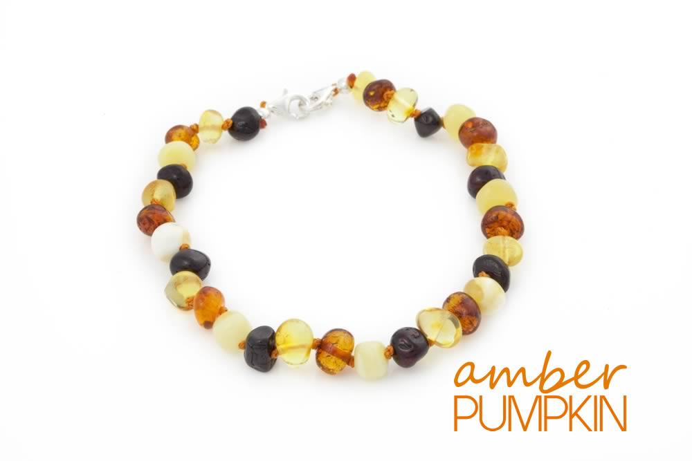 Adjule Amber Anklet Bracelet