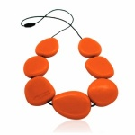 Jellystone Carrot Necklace