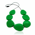 Jellystone Grassy Green Necklace
