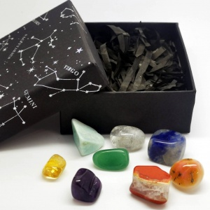 Mini Chakra Crystal Gemstone Gift Set