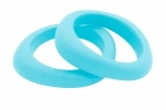 Organic Bangle Aqua Tiffany