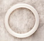 Teething Bling BANGLE - Pearl Shimmer