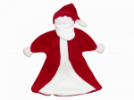 Organic Santa Teething Toy
