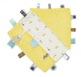 Limoncello Sweet Dreaming Comforter