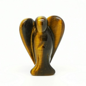 Tigers Eye Pocket Angel