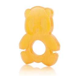 Hevea Panda Teether - Natural Rubber